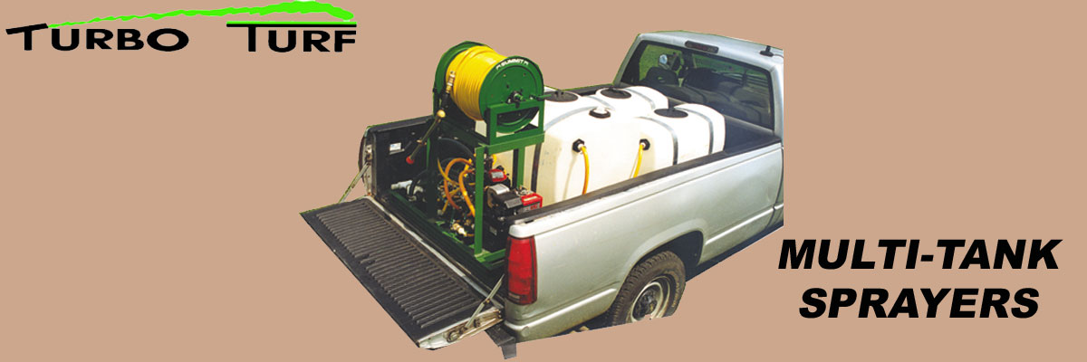 Multi Tank Turf Sprayers